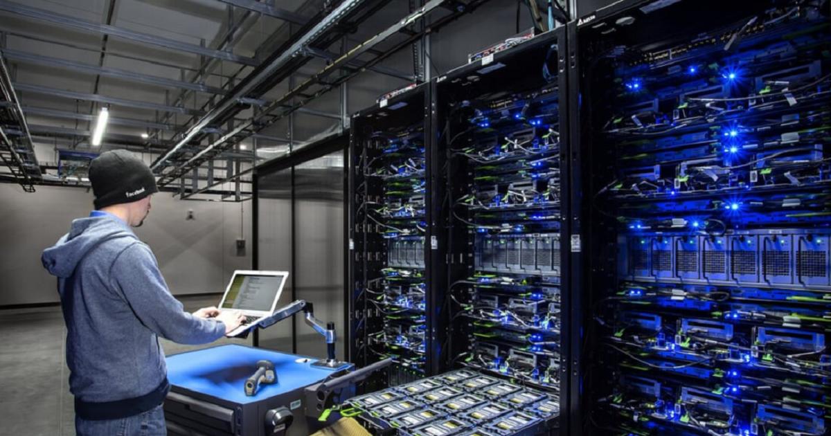 data center infrastracture