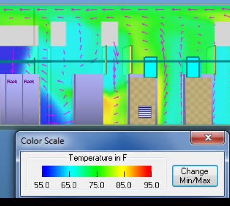 In-Room Temperature sensor placement