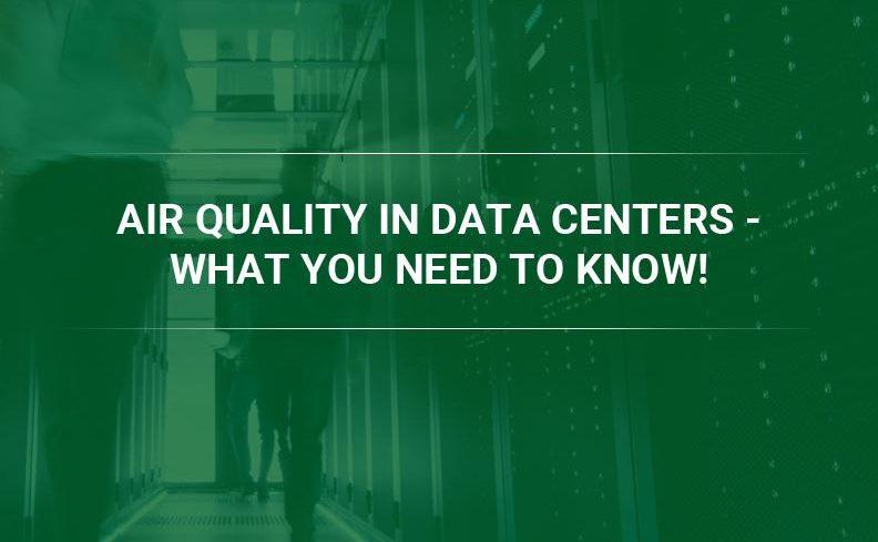 Quality Air for Quality Data Centers