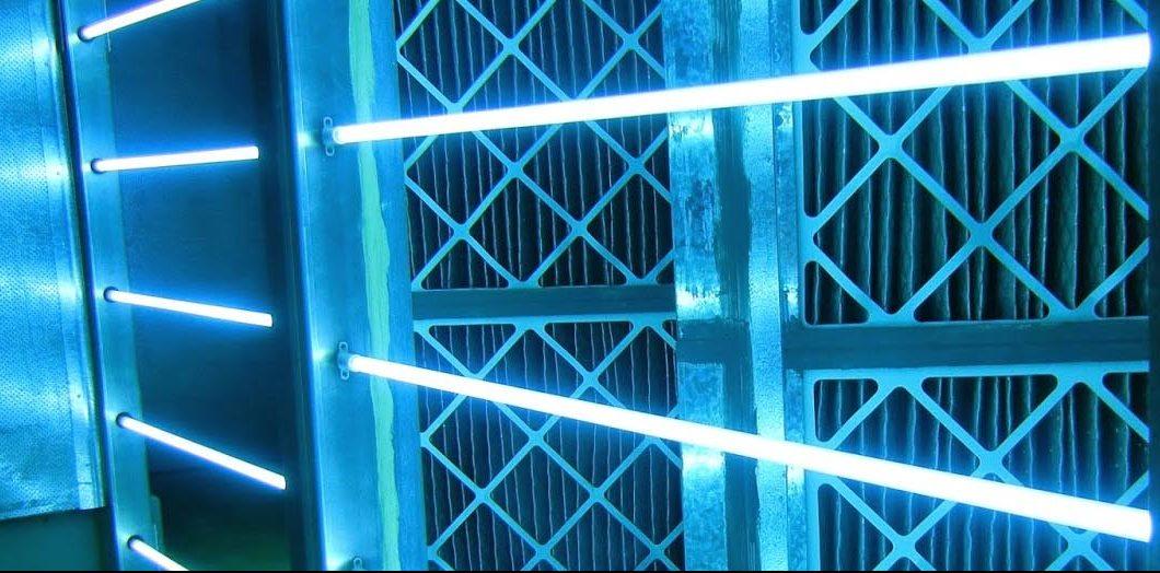 UV light rays