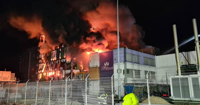 Environmental sensors can prevent Fire threat to data center