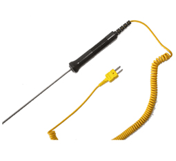 wired thermocouple sensor