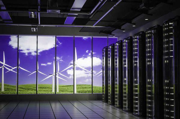 energy efficient data center