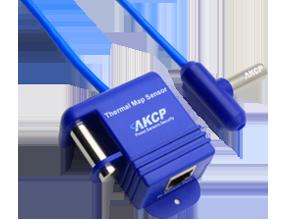 cabinet sensor for temperature monitoring system