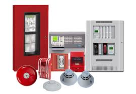 Data Center Fire Protection different sensors