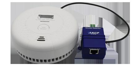 Data Center Fire Protection smoke detector