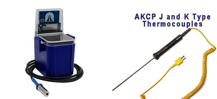 Wireless Temperature Sensor and Thermocouple