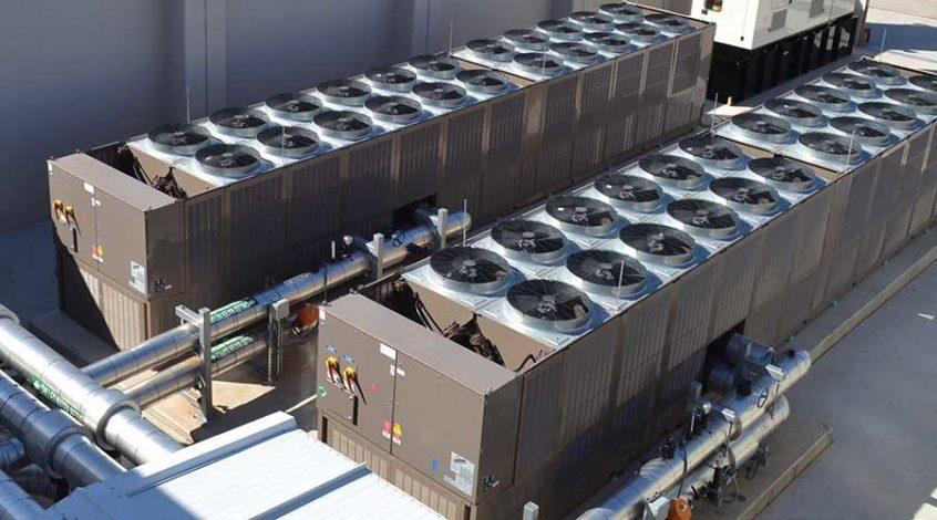 a look at data center technology