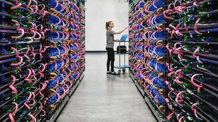 rack cooling technology for high density data centers