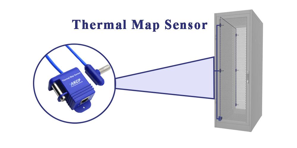 Thermal Map Sensor