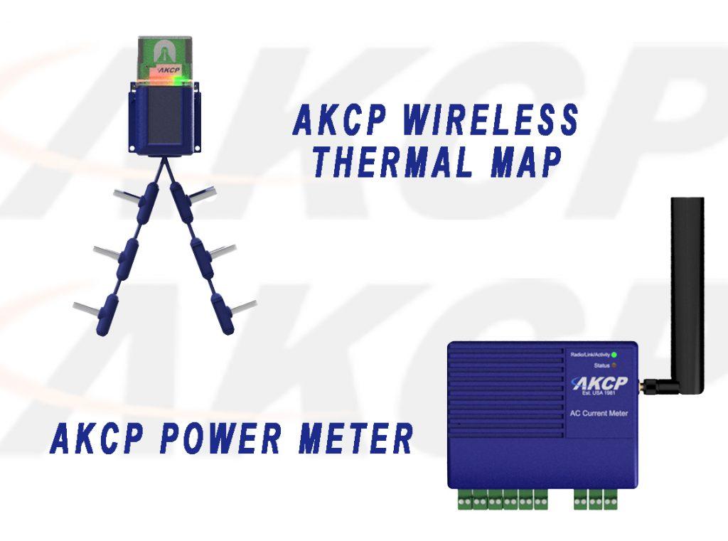 AKCP Wireless Sensors