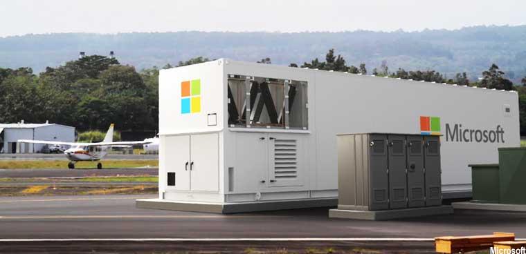 Modular Data Center