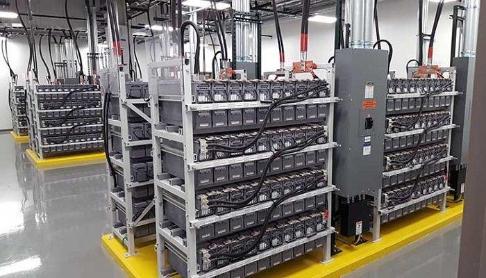 ups in data center