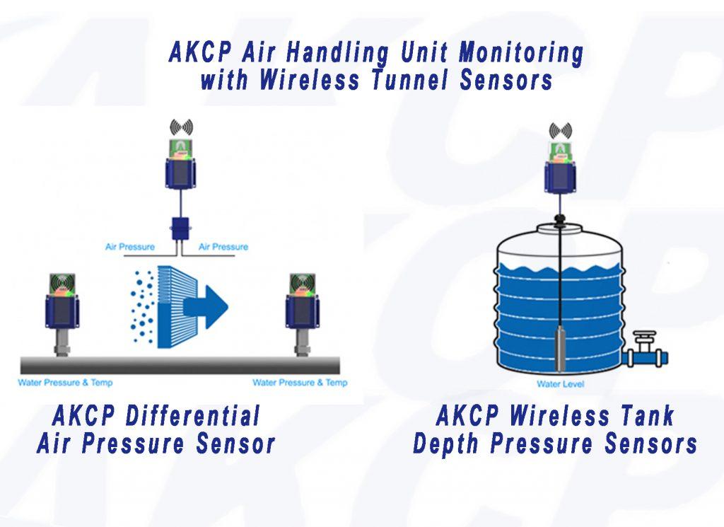 AKCP HVAC MONITORING SENSORS