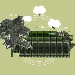 carbon neutral green data center