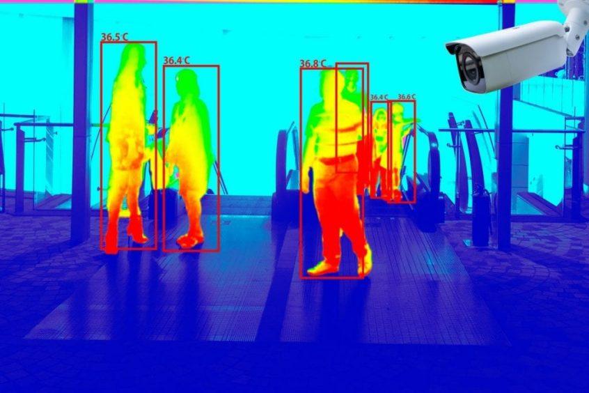 therma imaging camera