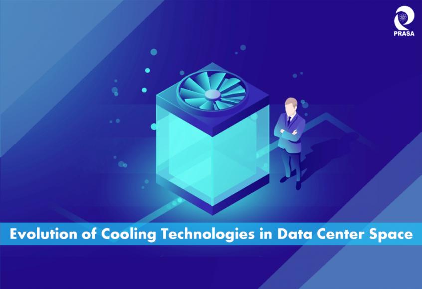 Evolution of Data Center Cooling