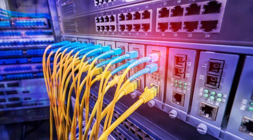 High density data center data center