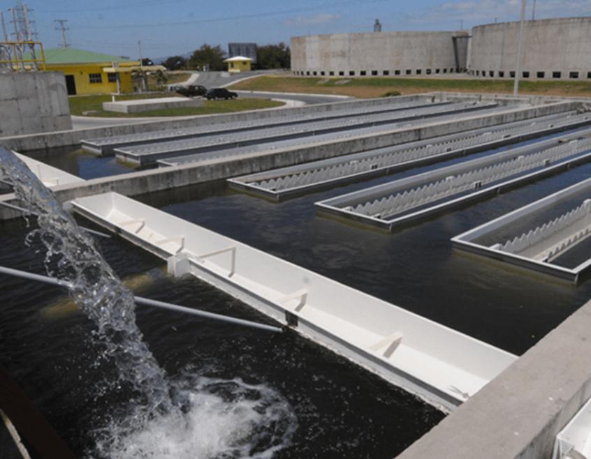water technology in data center